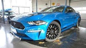 FORD Mustang 5.0 V8 Aut. GT-Klappenauspuff-Xenon-Navi