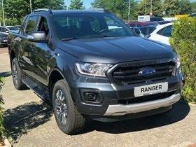 FORD Ranger 2.0 Wildtrak 4x4 213PS 10-Gang-Autom