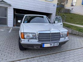 Mercedes Benz 500 SE W 126