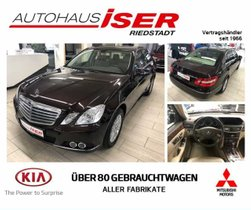 MERCEDES-BENZ E 250 CGI BlueEFFICIENCY Automatik Elegance
