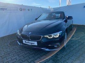 BMW 440i Cabrio UPE:85,550,-Sportsitz.Ad-LED ACC HUD
