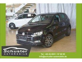 VW Polo Allstar 1.0 Navi Klimaaut SHZ PDCv+h NSW
