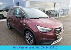 OPEL Crossland X Ultimate-LED-Kamera-Toter-Winkel-