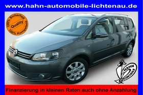 VW Touran 1.6 TDI LIFE-Navi-Alu-Sitzheizung-PDC