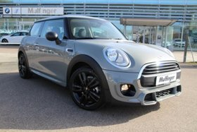 MINI One D JCW-Paket Salt Sitzheiz.Klima Bluet.PDC17
