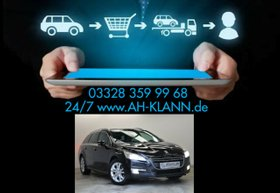 PEUGEOT 508 2.0 HDI 163PS SW Allure Head Up Panorama SHZ