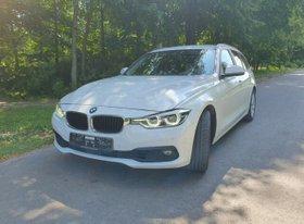 BMW Baureihe 3 Touring 325d Advantage Automatik