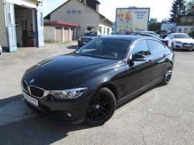 BMW 420 Gran Coupe Advant. ~AHK~Leder~Autom.~Navi~