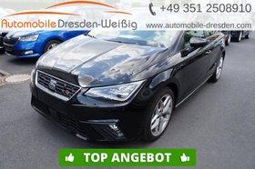 Seat Ibiza 1.0 TSI FR-Full Link-voll LED-Dinamica-DAB