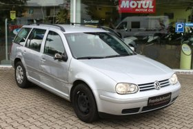 VW Golf Variant 1.6 Pacific+Klima+AHK