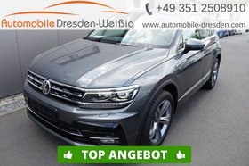 VW Tiguan 2.0 TDI DSG 4WD Highline R Line-Pano-AHK-