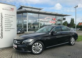 MERCEDES-BENZ C 180 d Avantgarde 9G-Tronic LED,17