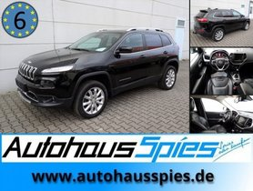 JEEP CHEROKEE 2.2 M.JET 4X4 ACTIVE DRIVE II AT LIMITED EURO6