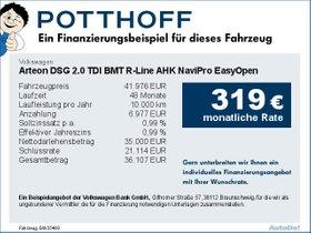 Volkswagen Arteon DSG 2,0 TDI BMT R-Line AHK NaviPro