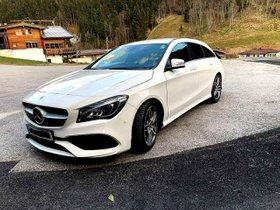 Mercedes-Benz CLA-Klasse CLA Shooting Brake 220d, AMG Line, 4 Matic 7G-DTC