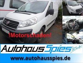 FIAT SCUDO 130 MULTIJET EU5 12 L2H1 DPF  MOTORSCHADEN !!