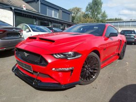 FORD Mustang 5,0L V8 GT 2018 rot Automatik Hingucker
