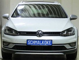 VW Golf VII Alltrack 2.0 TDI 4Mot DSG Leder Xenon eSAD AHK Navi