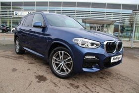 BMW X3 xDr20d M Sport HUD AHK ad.LED HiFi ACC