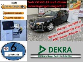 AUDI A4 Avant 2.0 TDI sport ultra-BI-XENON-NAVI-EU 6