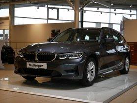 BMW 318d Tour.Sportsitze LiveProf.HiFi LED AHK PDC