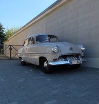 Opel Olympia Rekord Unrestauriert