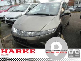 HONDA Civic 2.2i-CTDi DPF Executive -Check-Heft!-