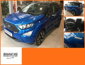 FORD ECOSPORT 1.0 ECOBOOST 140 PS ST-LINE