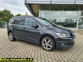 VW Touran 2.0 TDI BMT DSG Comf. ParkAssist Navi AHK