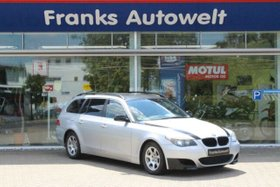 BMW 525d Touring Automatik + Xenon