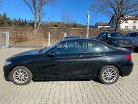 BMW BMW 220d Coupe Advantage Xenon 1J.Garantie NP38T