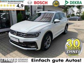 VW Tiguan 2.0TSI R-Line AHK ActivInfo Headup 360CAM