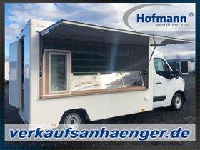 Hofmann Backwaren-Mobil Verkaufsmobil Bäckereifahrzeug