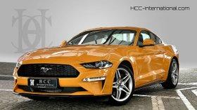 FORD Mustang 2,3 EcoBoost Fastback +5J/50TKM Garantie