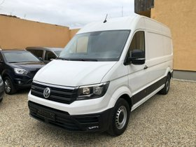 VW Crafter35, Kasten,4 Motion,ML,Hoch,Klima,PDC