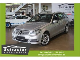 MERCEDES-BENZ C 200 CDI BlueEfficiency T-Modell AHK PDCv+h SHZ