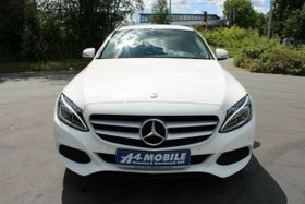 MERCEDES-BENZ  C 200 T CGI LED Navi Aut. 7 Gang