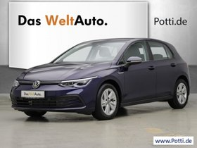 Volkswagen Golf 8 2,0 TDI BMT LIFE First Edition ACC LED