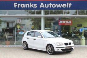 BMW 118d DPF+AHK+Klima+TÜV 03/22