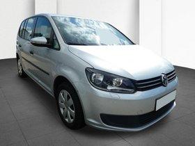 VW TOURAN 1.6 TDI BMT EU5 TRENDLINE KLIMAAUTO SHZ AHK GJR