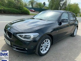 BMW 118d Sport-Line/Autom/NaviProf/Xenon/Klima/8Fach