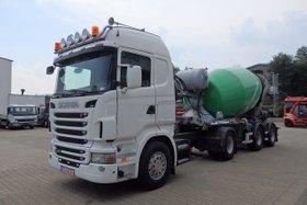 Scania R440 4x2 SZM mit Kipphydraulik Euro 5 Luft- Luft