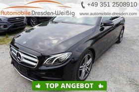 MERCEDES-BENZ E 220 d BlueTec-AMG-Widescreen-dt.UPE 62.000€