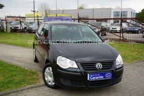 VW Polo IV Trendline-KLIMA-ZV-RADIO-CD-SCHEKHEFT !!