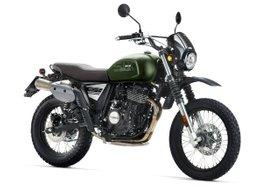 NEU SWM Six Days 500 (E5) Motorrad / Scrambler