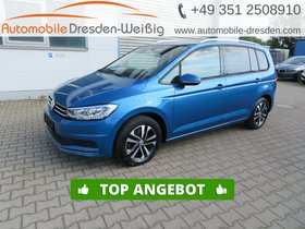 VW Touran 1.5 TSI United-Navi-7 Sitze-ACC-Kamera-
