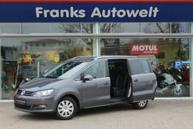 VW Sharan 2.0 TDI BlueMotion Technology Highline+SH
