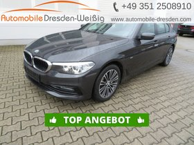 BMW 530 i xDrive Sport Line-Navi-Leder-ACC-Kamera-
