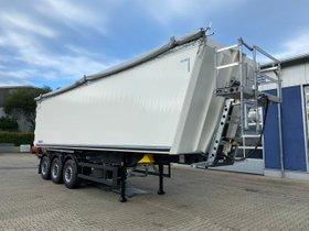Schmitz Cargobull SKI 24 SL 9.6 3 Achse Alu Muldenkipper 52 M³