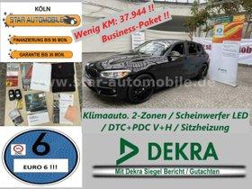 BMW 120i Advantage-LED-NAVI-SITZH-BUSINESS-PDC-EU 6
